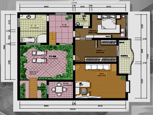 design 房子室内手绘效果图_土巴兔装修效果图  室内设计厨房平面图